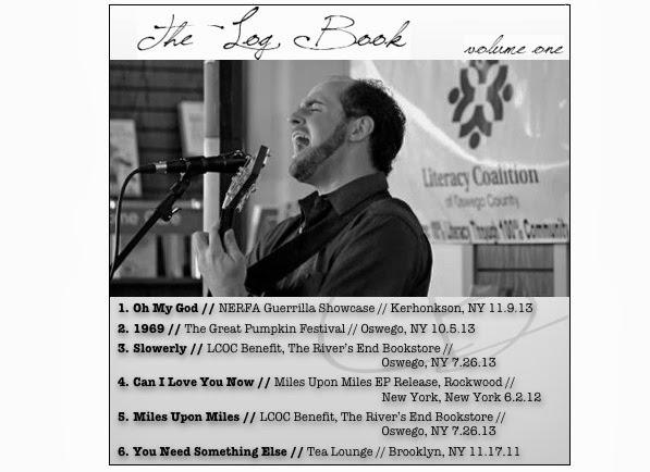12.18.13 – The Log Book Announcement (Part II)